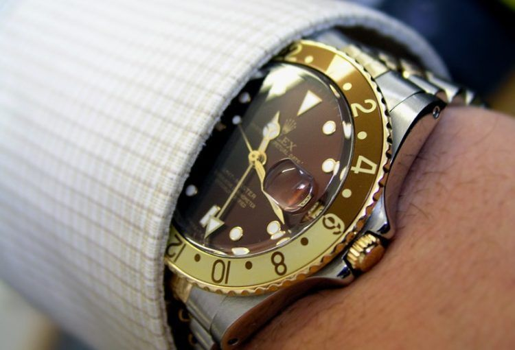 58dcbad0302 como saber si un reloj rolex es original
