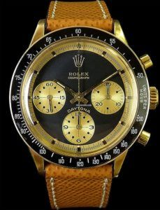 Rolex Paul Newman Daytona Referencia 6241