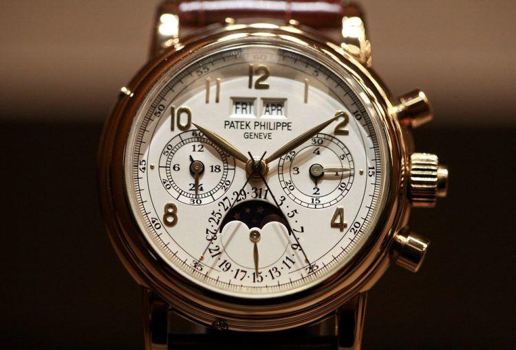 marcas de relojes de lujo del mercado