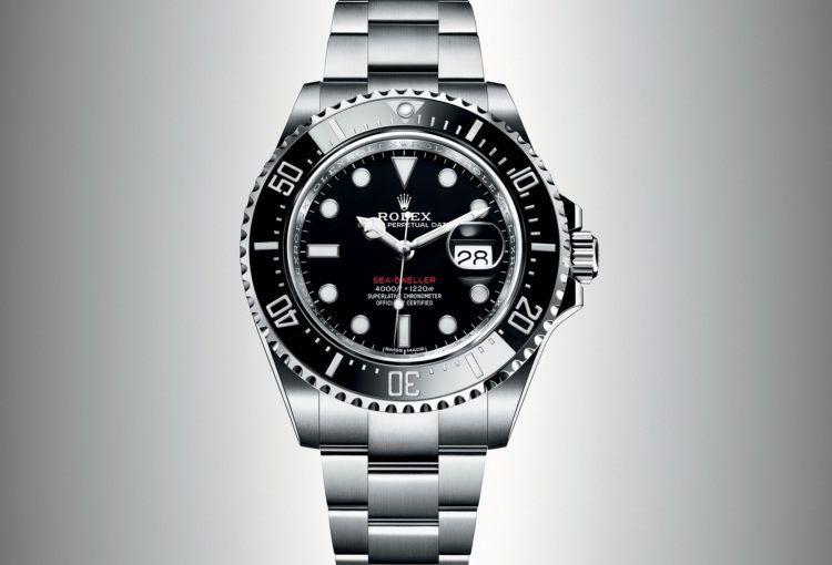 Rolex Sea Dweller 50 aniversario