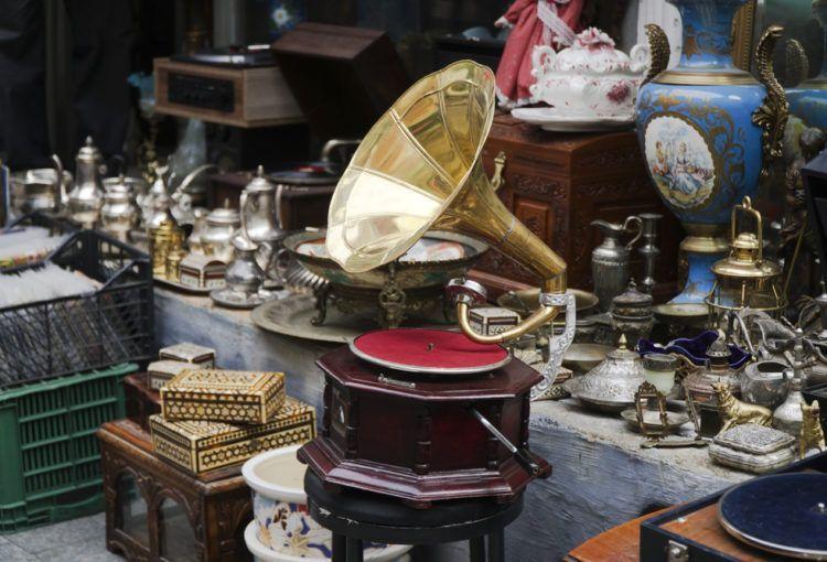 donde vender antiguedades en madrid