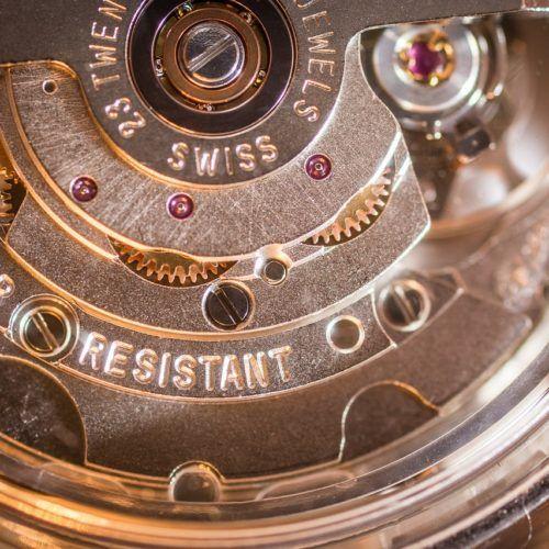 mantenimiento de reloj automático