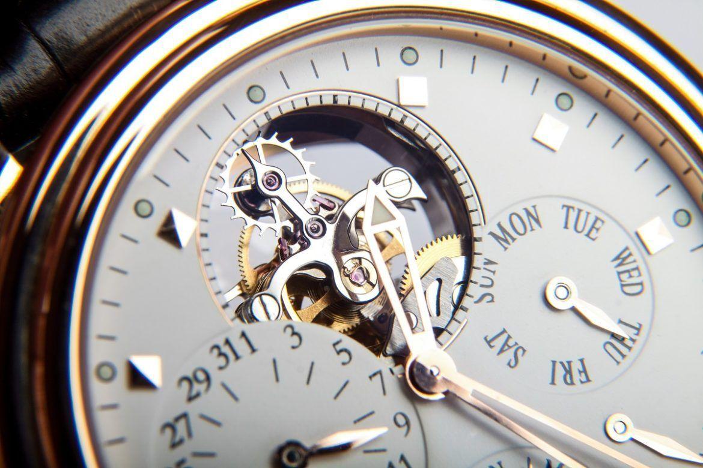 historia de los relojes suizos