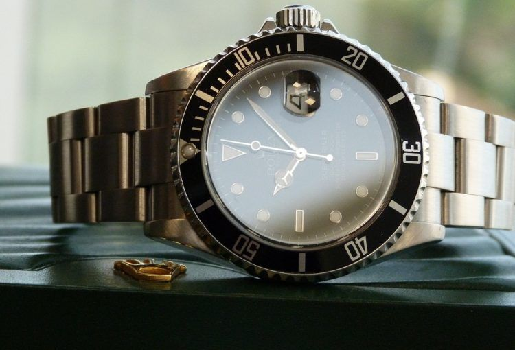 rolex submariner precio