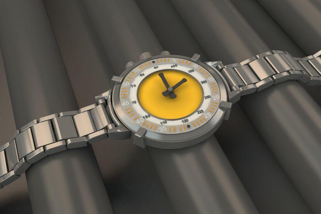 Diferencias entre un reloj de titanio y un reloj de acero inoxidable 98a8bc3192