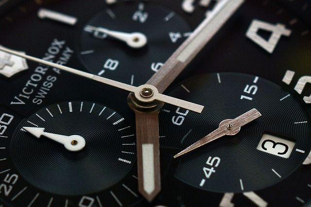Diferencia entre cronógrafo y cronómetro