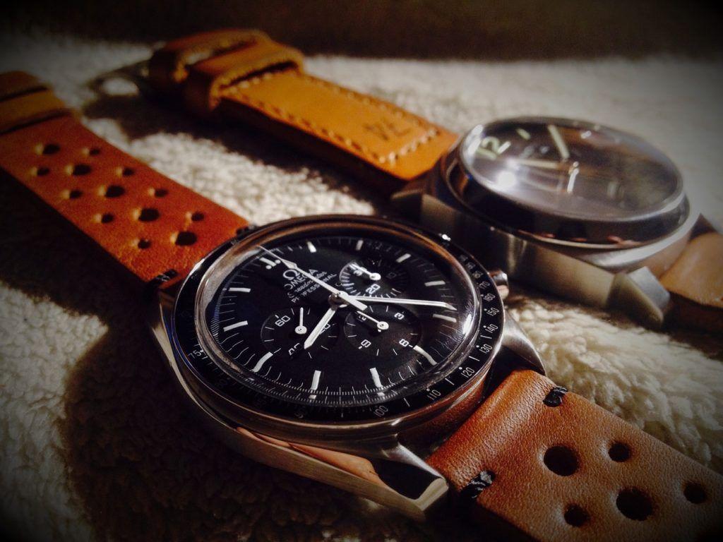 a7a8ede4dc8 Fíjate en todos los detalles y acabados. Los relojes Omega de segunda ...