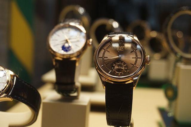 Inversión en relojes de lujo
