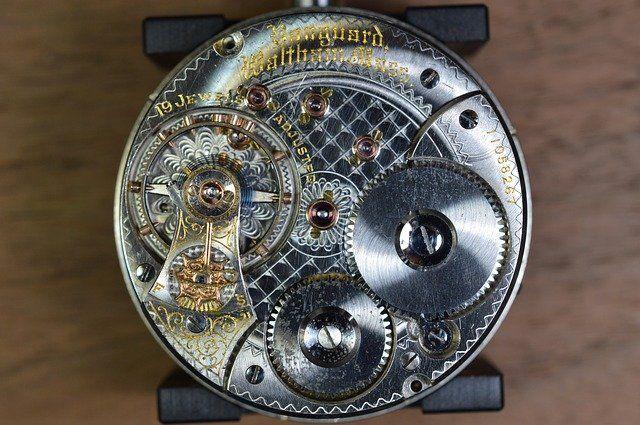 Averías comunes en relojes