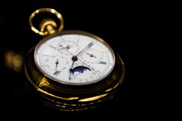Relojes con calendario perpetuo