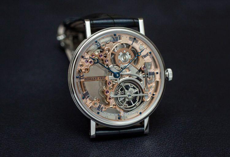 Relojes de lujo en 2020