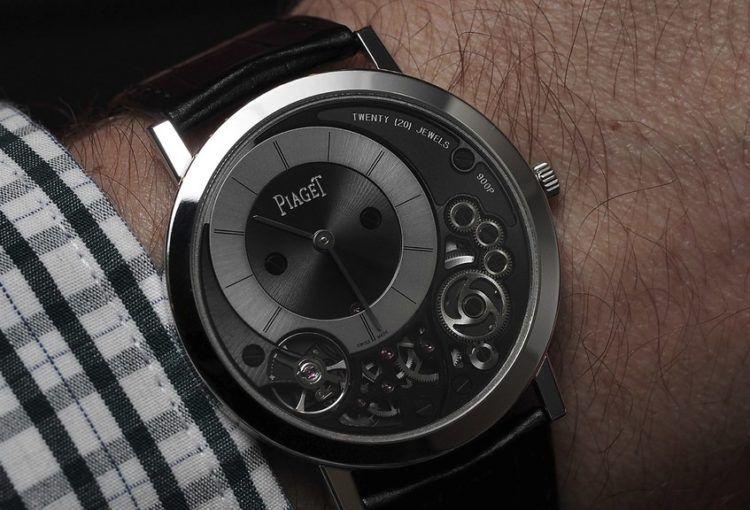 Relojes Piaget SA