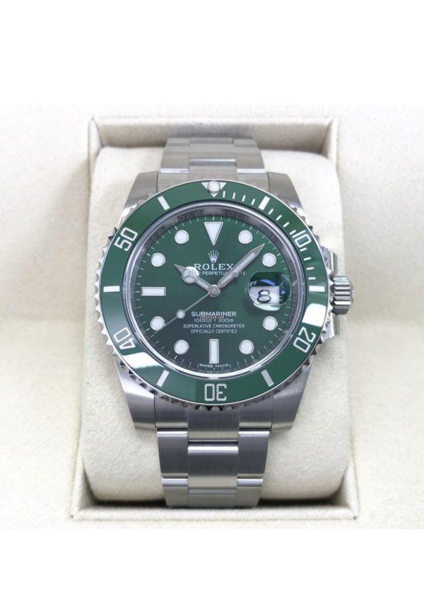 Rolex Submariner Hulk en buen estado