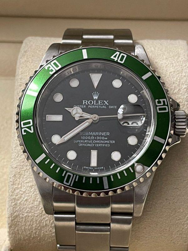 Rolex Submariner 50th Aniversario