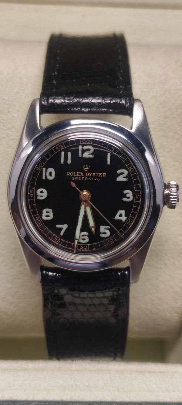 Rolex SpeedKing reloj suizo