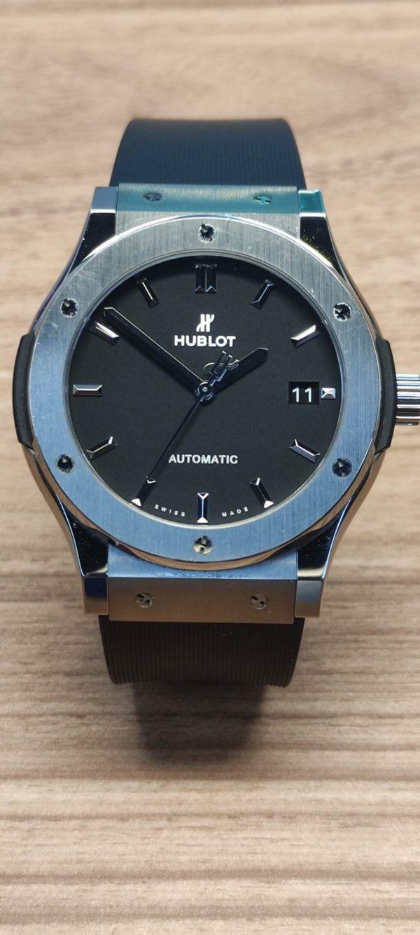 Hublot Classic Fusion 45mm frontal