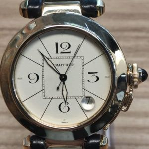 Cartier Pasha vista frontal