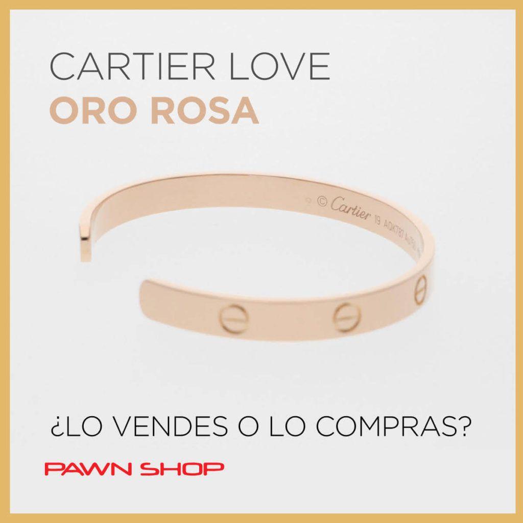 Joyas de lujo Cartier